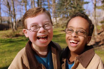 Gaus - Brillen für Menschen mit Down-Syndrom