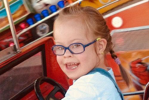 Ulf Gaus: Brillen für Kinder mit Down-Syndrom